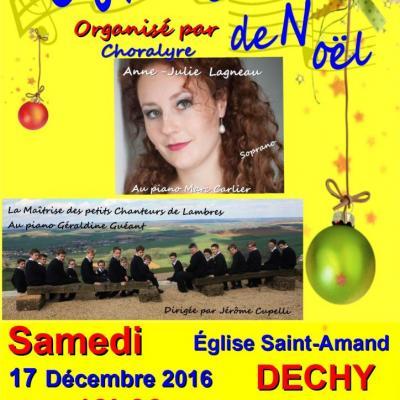 Dechy Noel 2016