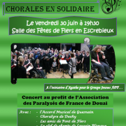 Chorales en Solidaire
