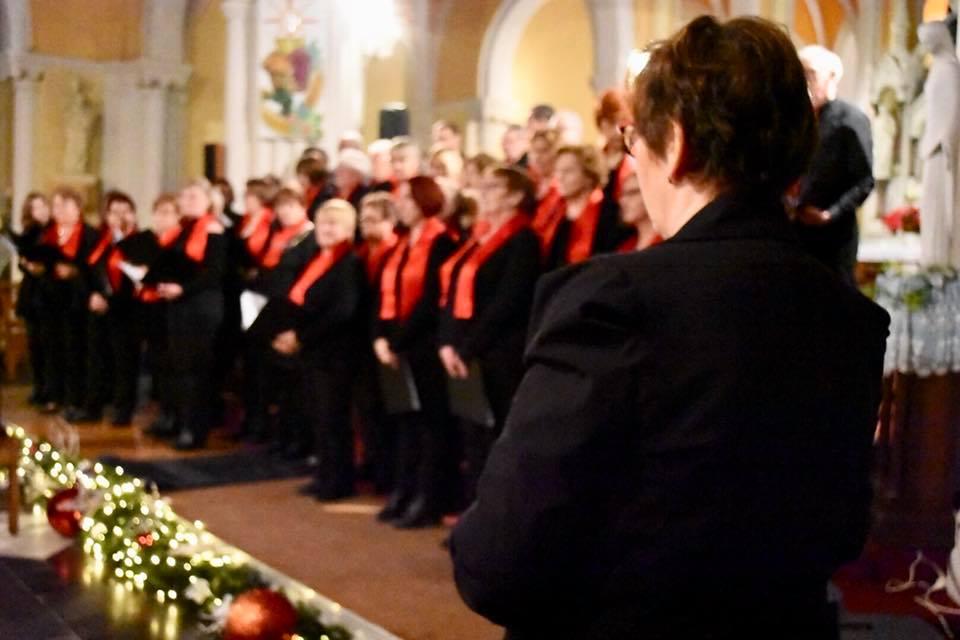 Choralyre et la Cheffe