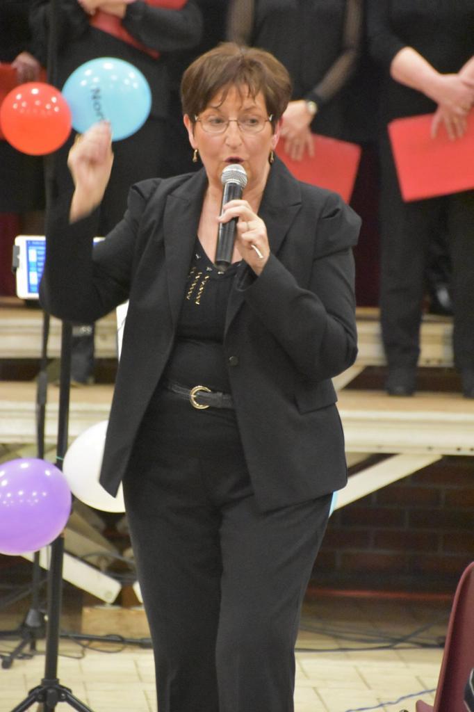 5-Et on fait chanter le public