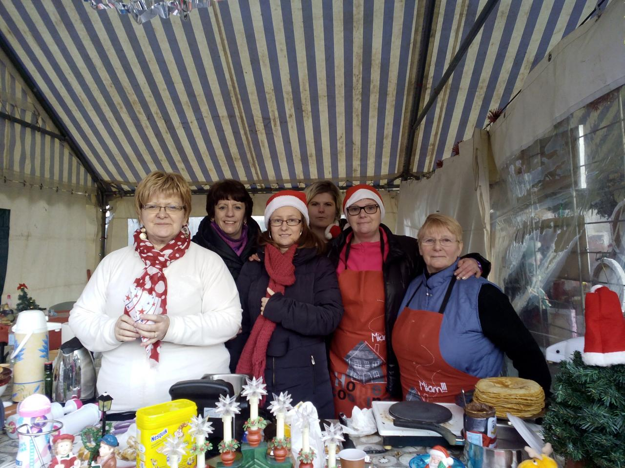 marché noel 2014 Choralyre